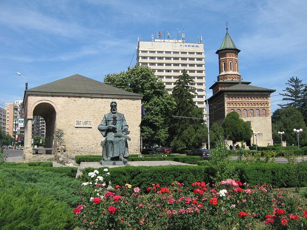 Statuia lui Dosoftei1