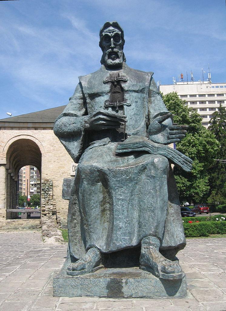 Statuia lui Dosoftei11