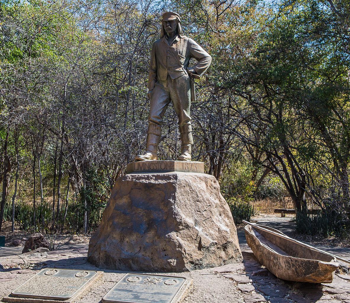 Statuia lui Livingstone