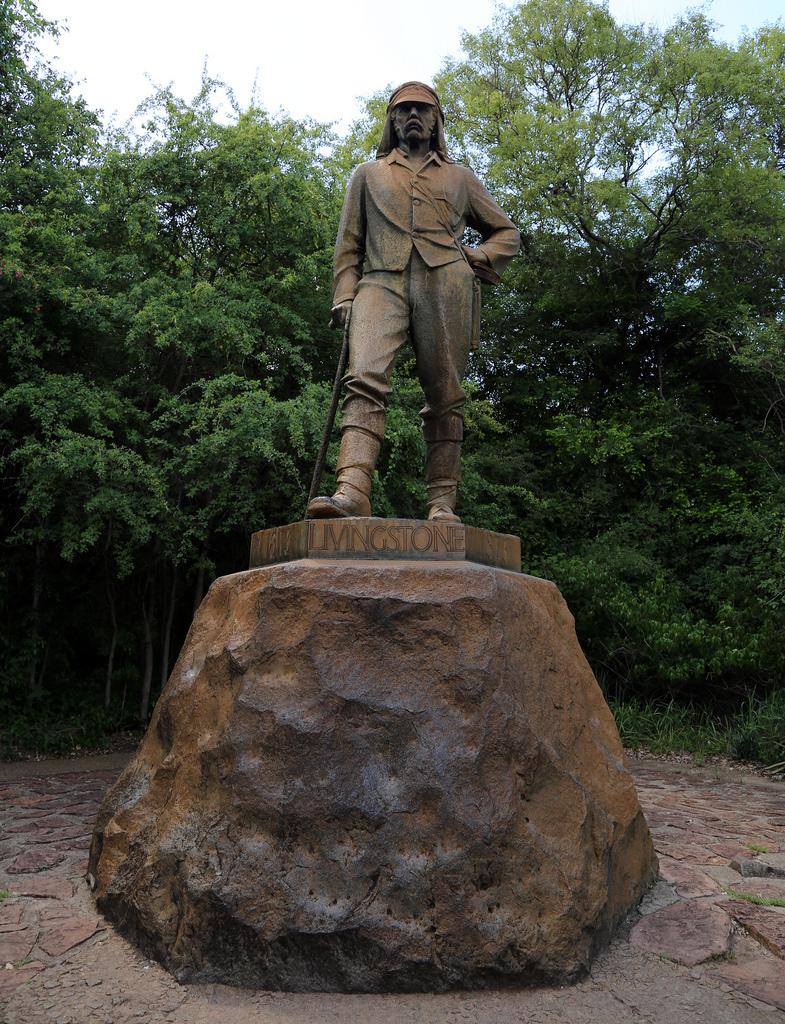 Statuia lui Livingstone1