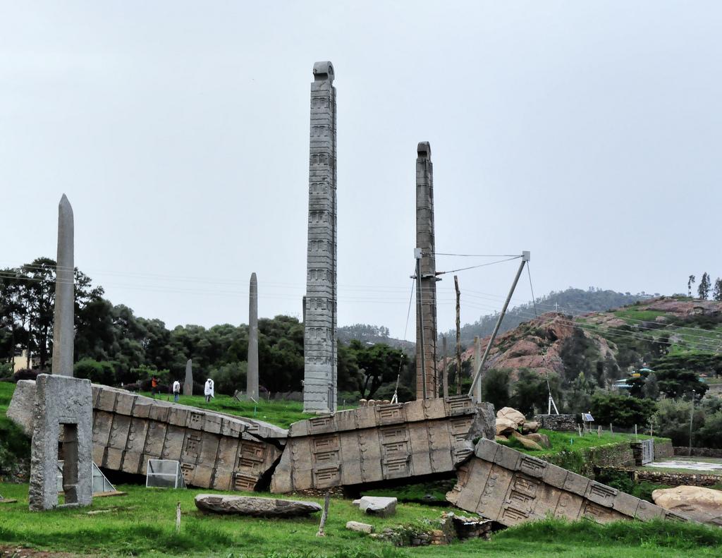 Stelele de la Aksum