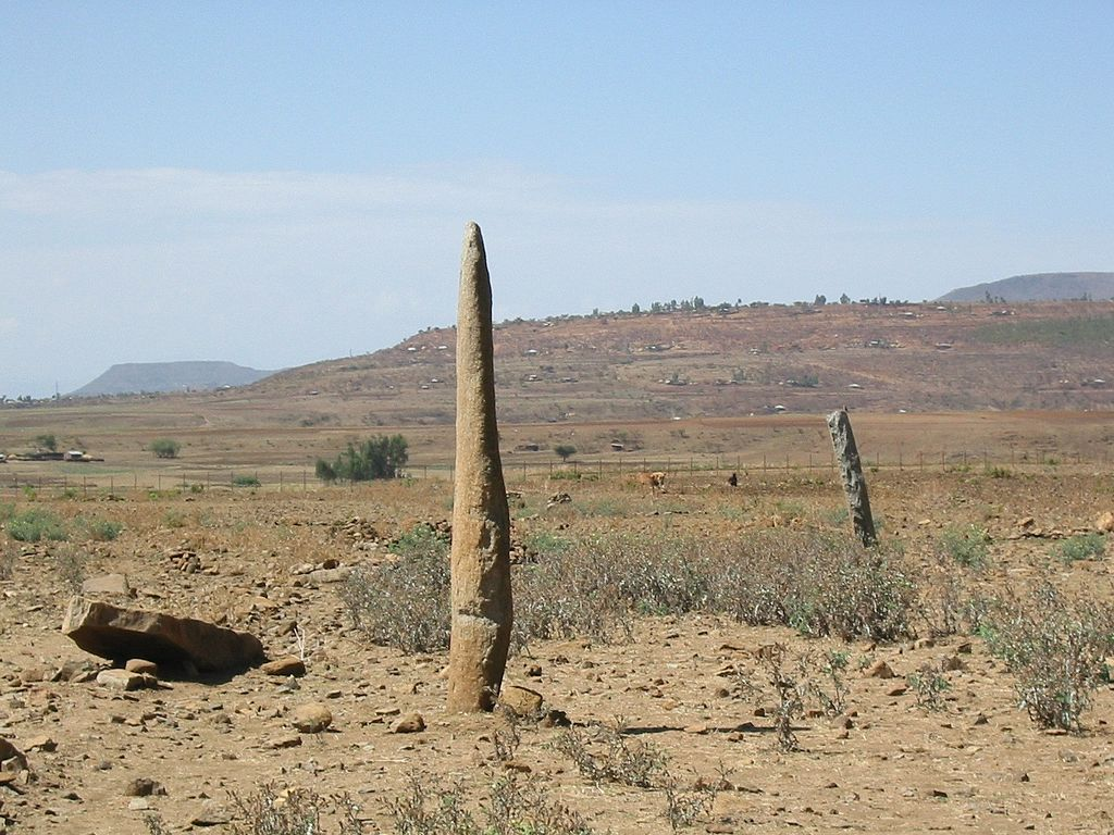 Stelele de la Aksum11