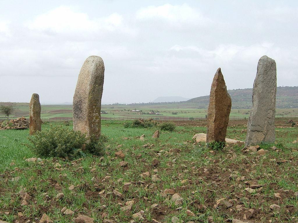 Stelele de la Aksum111