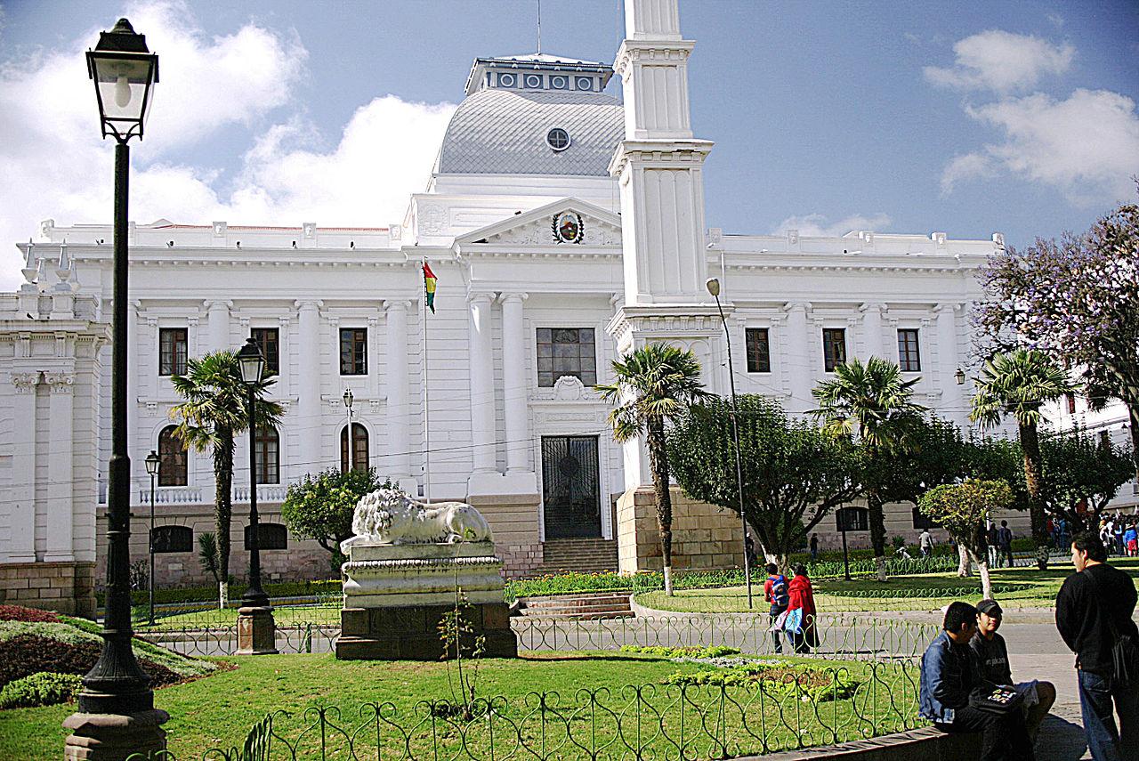 Sucre Palatul de Justitie