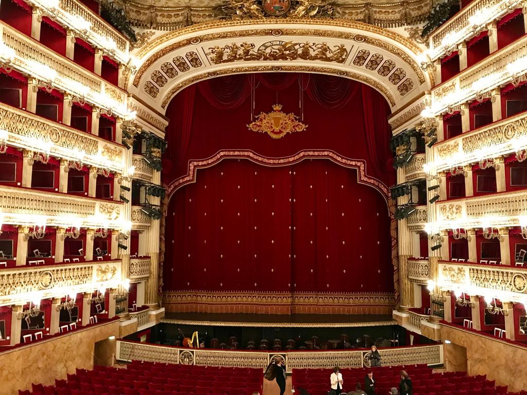 Teatro di San Carlo interior1
