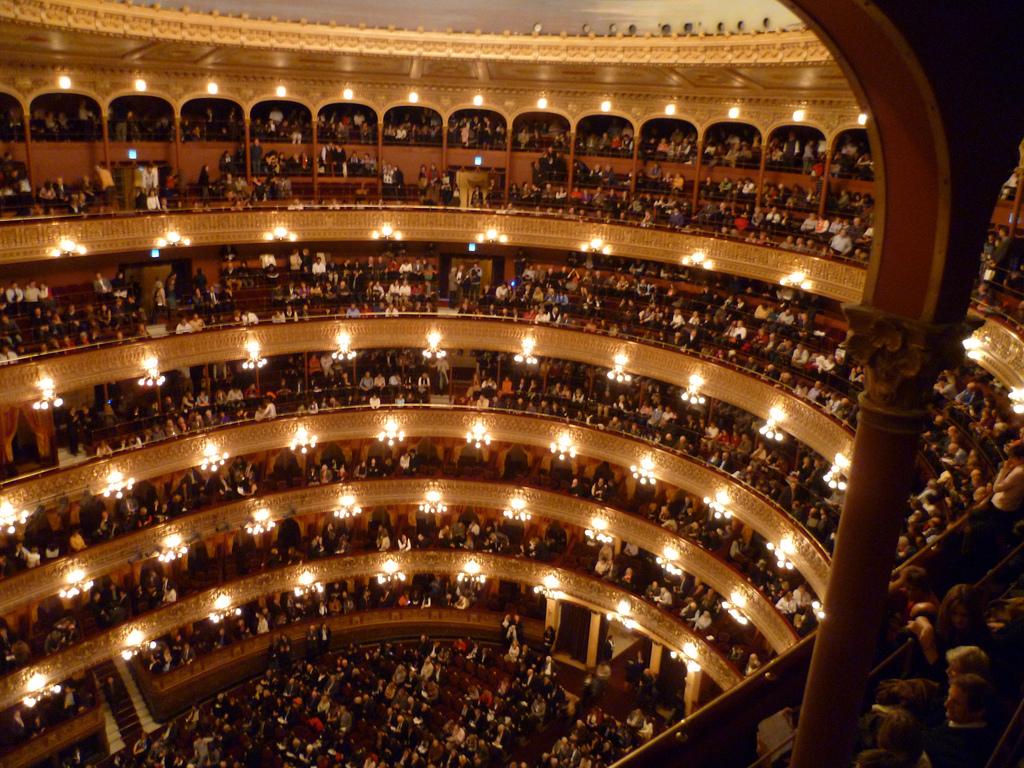 Teatrul Colon din Buenos Aires1