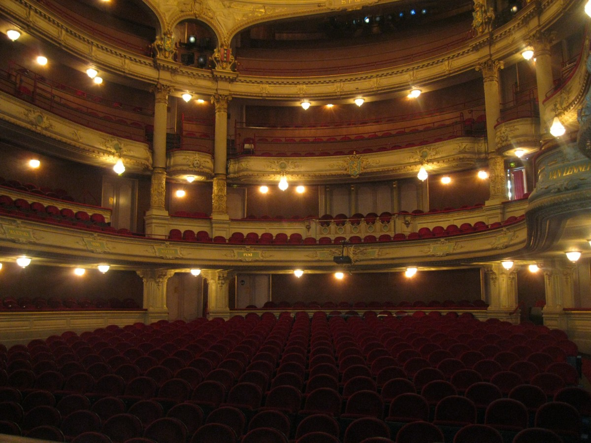 Teatrul Colon din Buenos Aires11