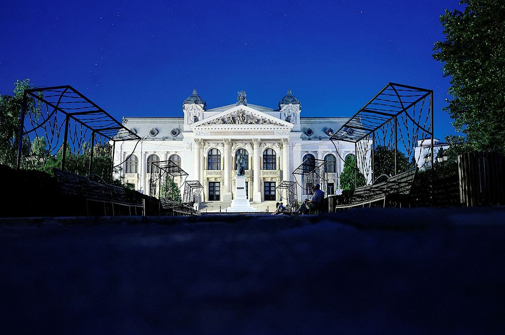 Teatrul Naţional Vasile Alecsandri1
