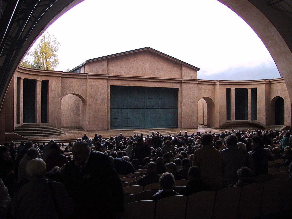 Teatrul Oberammergau1