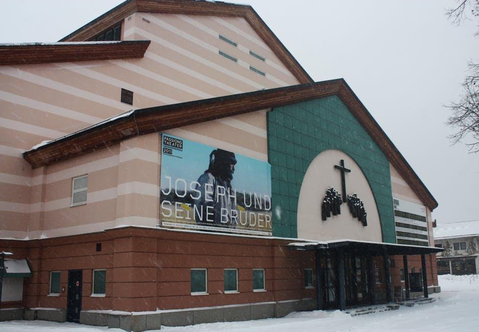 Teatrul Oberammergau111