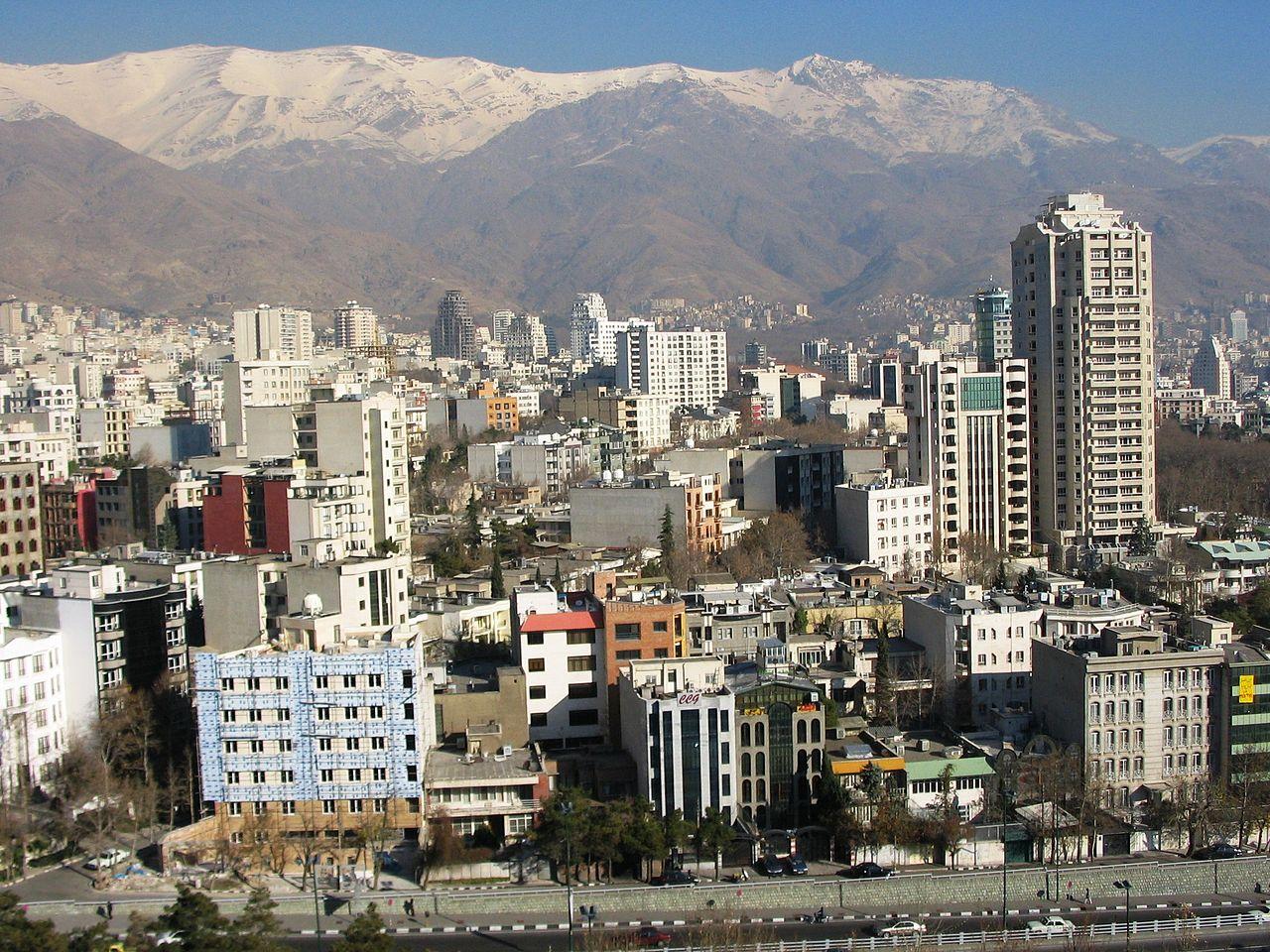 iranian datând din teheran)