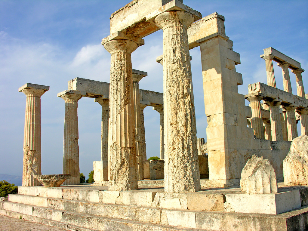 Templul Atenei Afaia1