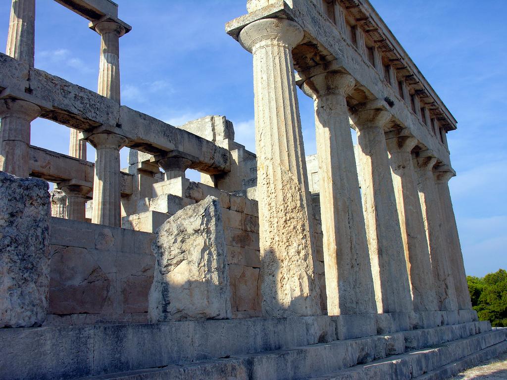 Templul Atenei Afaia111