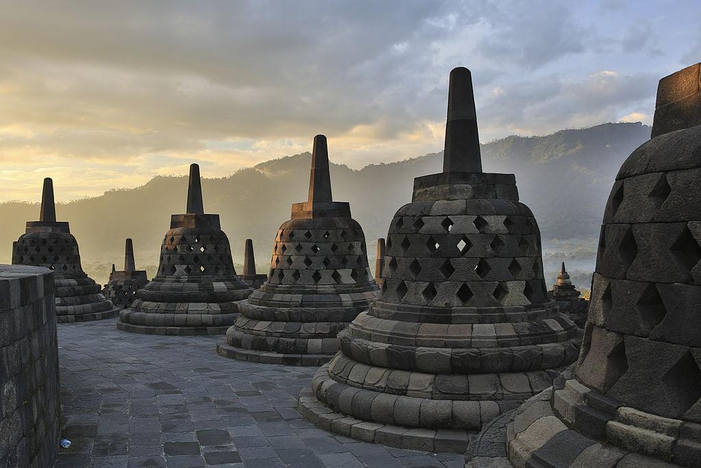Templul Borobudur11