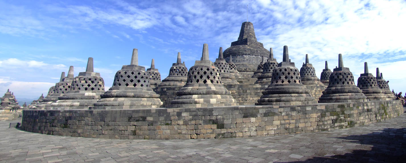 Templul Borobudur111