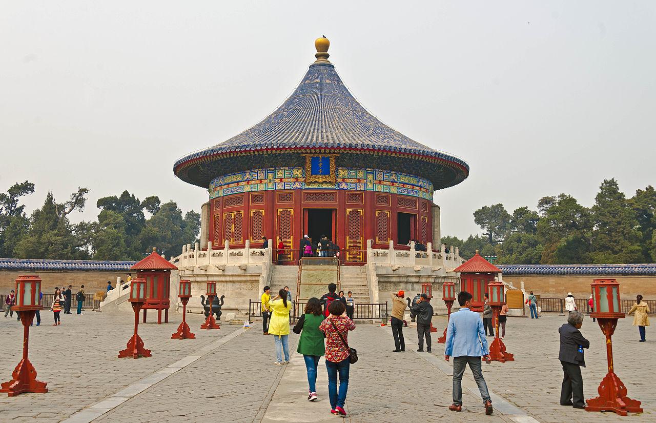 Templul Cerului din Beijing1111