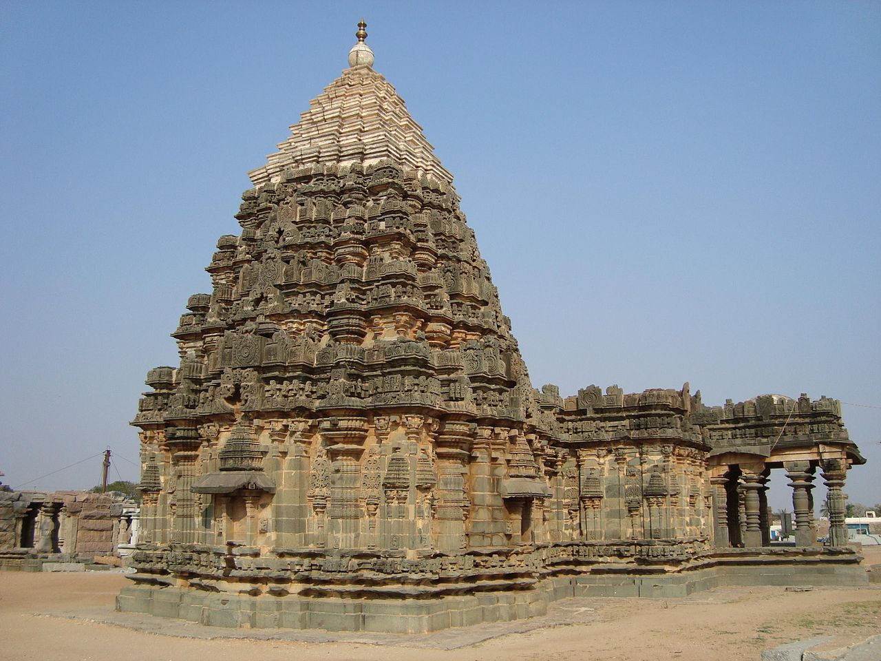 Templul Mahadevi