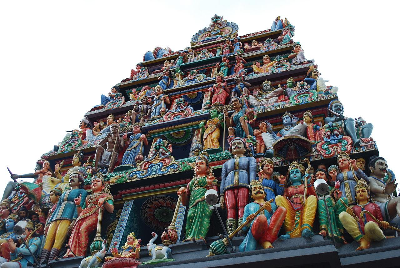 Templul hindus Sri Mariammam