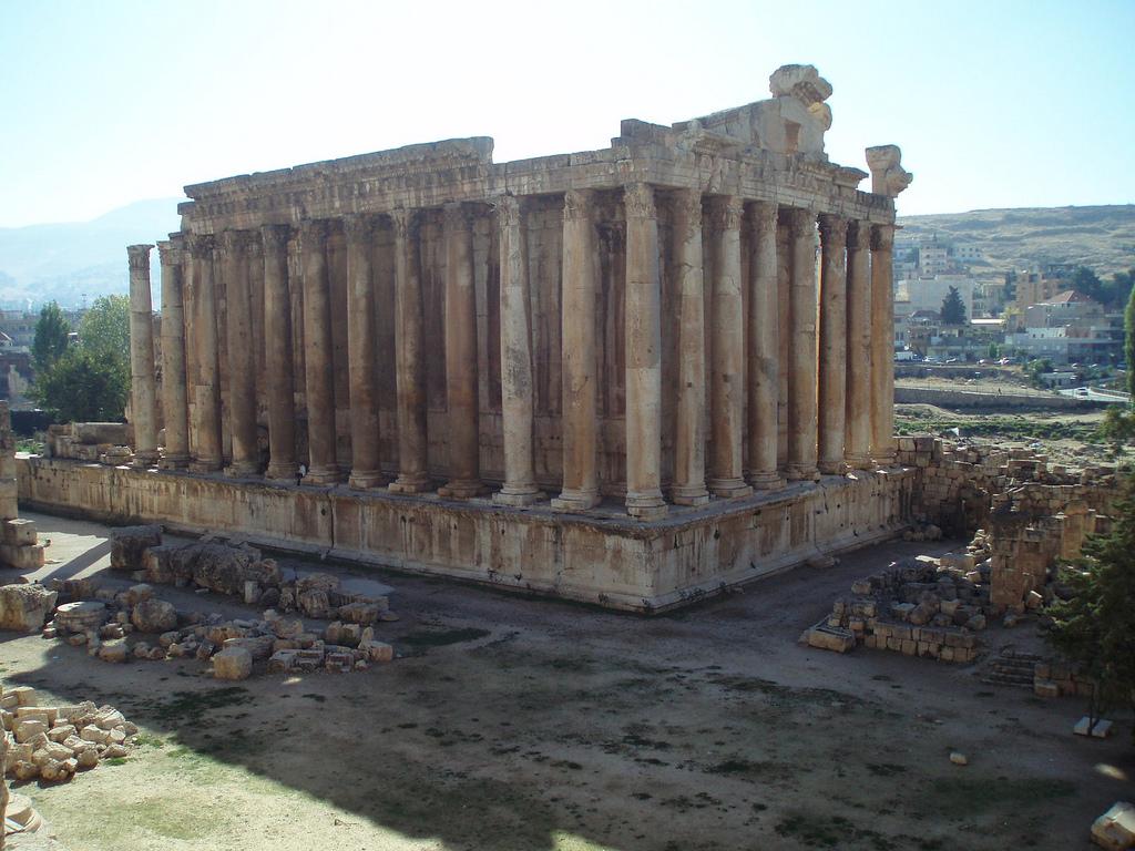 Templul lui Bacchus