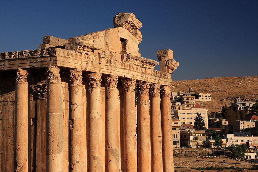 Templul lui Bacchus1