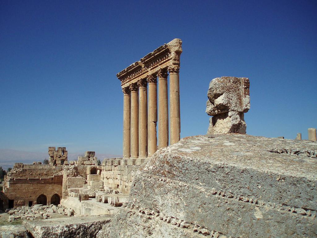 Templul lui Bacchus111