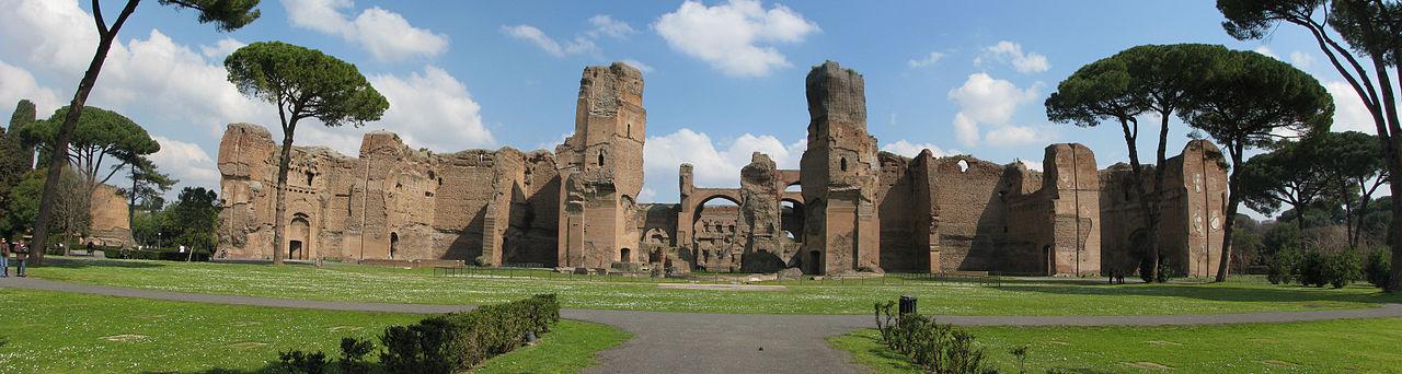 Termele lui Caracalla