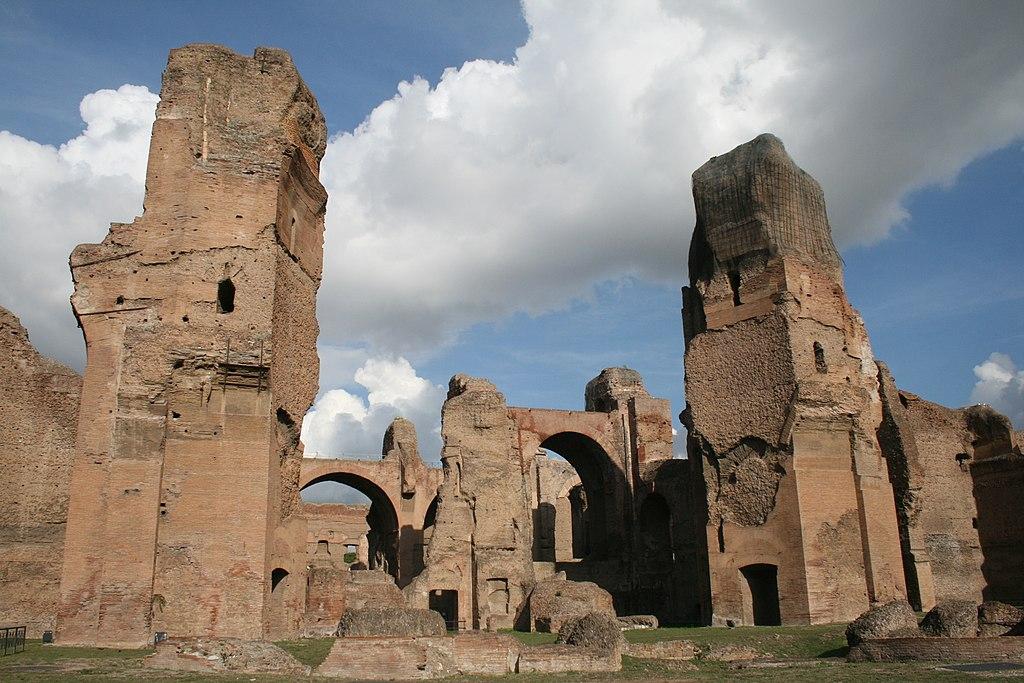 Termele lui Caracalla1