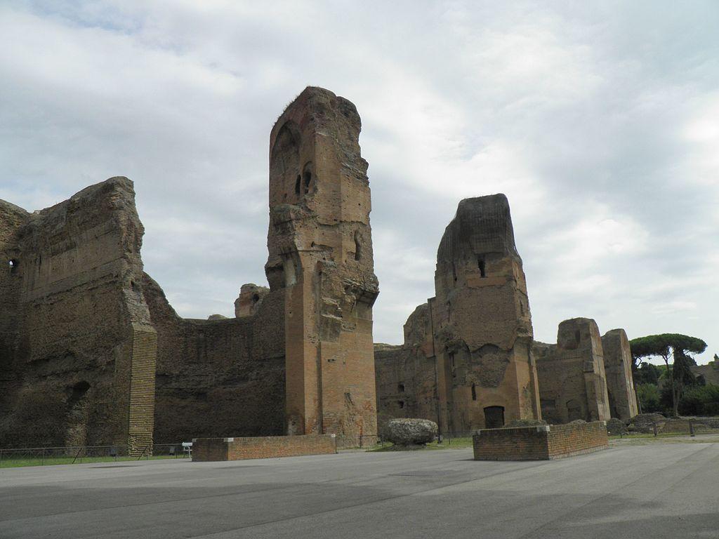 Termele lui Caracalla11