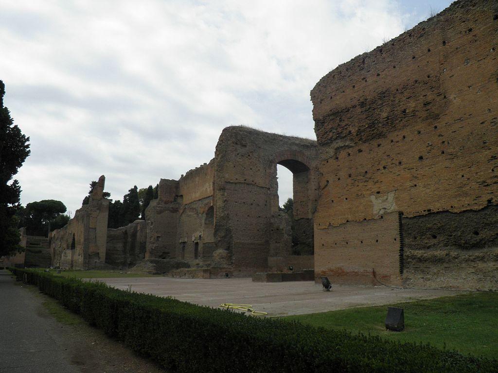 Termele lui Caracalla1111