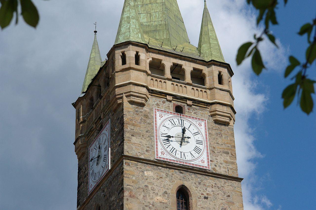 Turnul Ştefan din Baia Mare