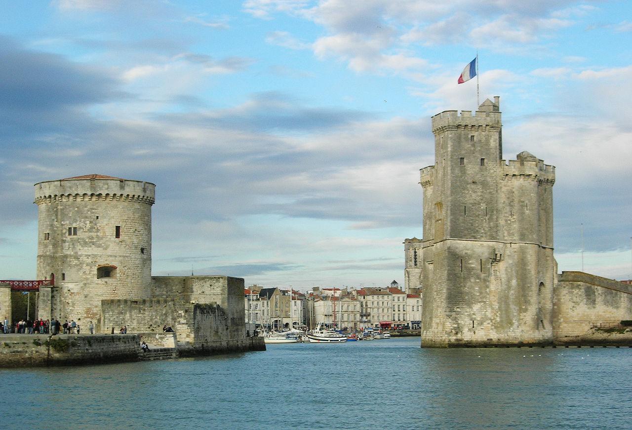 Turnul Felinarului din La Rochelle