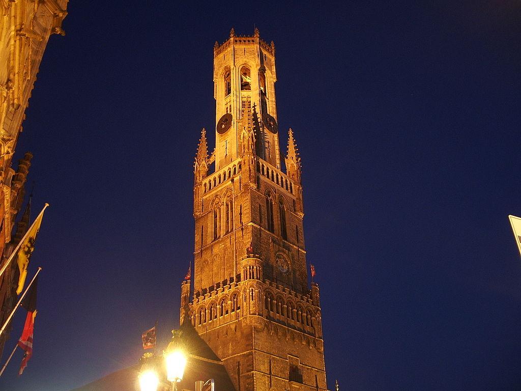 Turnul clopotnitei din Bruges11