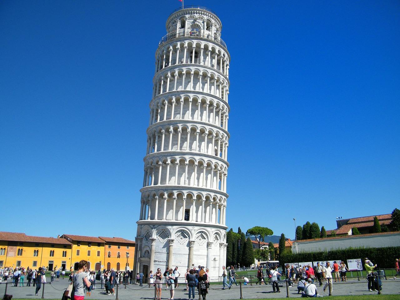 Turnul inclinat din Pisa1