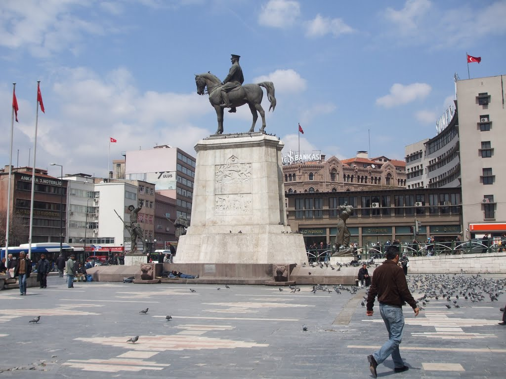 Ulus Ankara