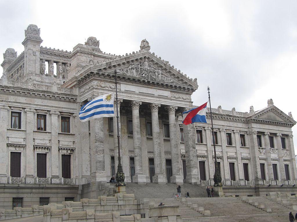 Vechea Casa a Guvernului din Montevideo