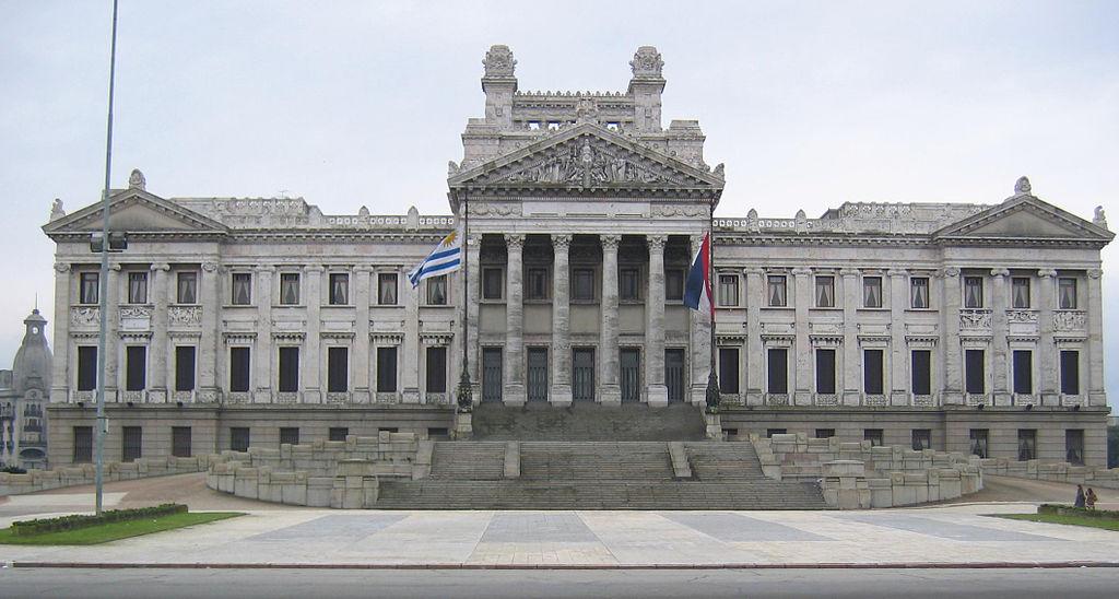 Vechea Casa a Guvernului din Montevideo1