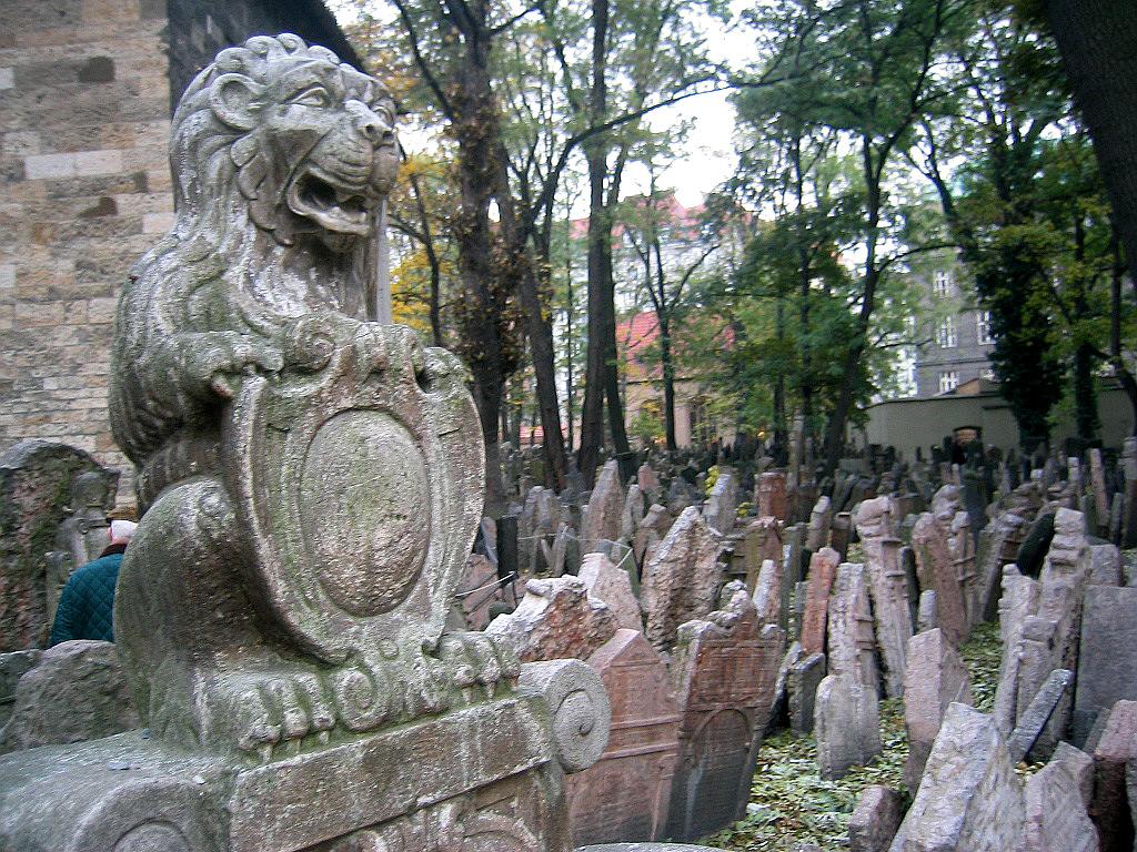 Vechiul cimitir evreiesc din Praga1