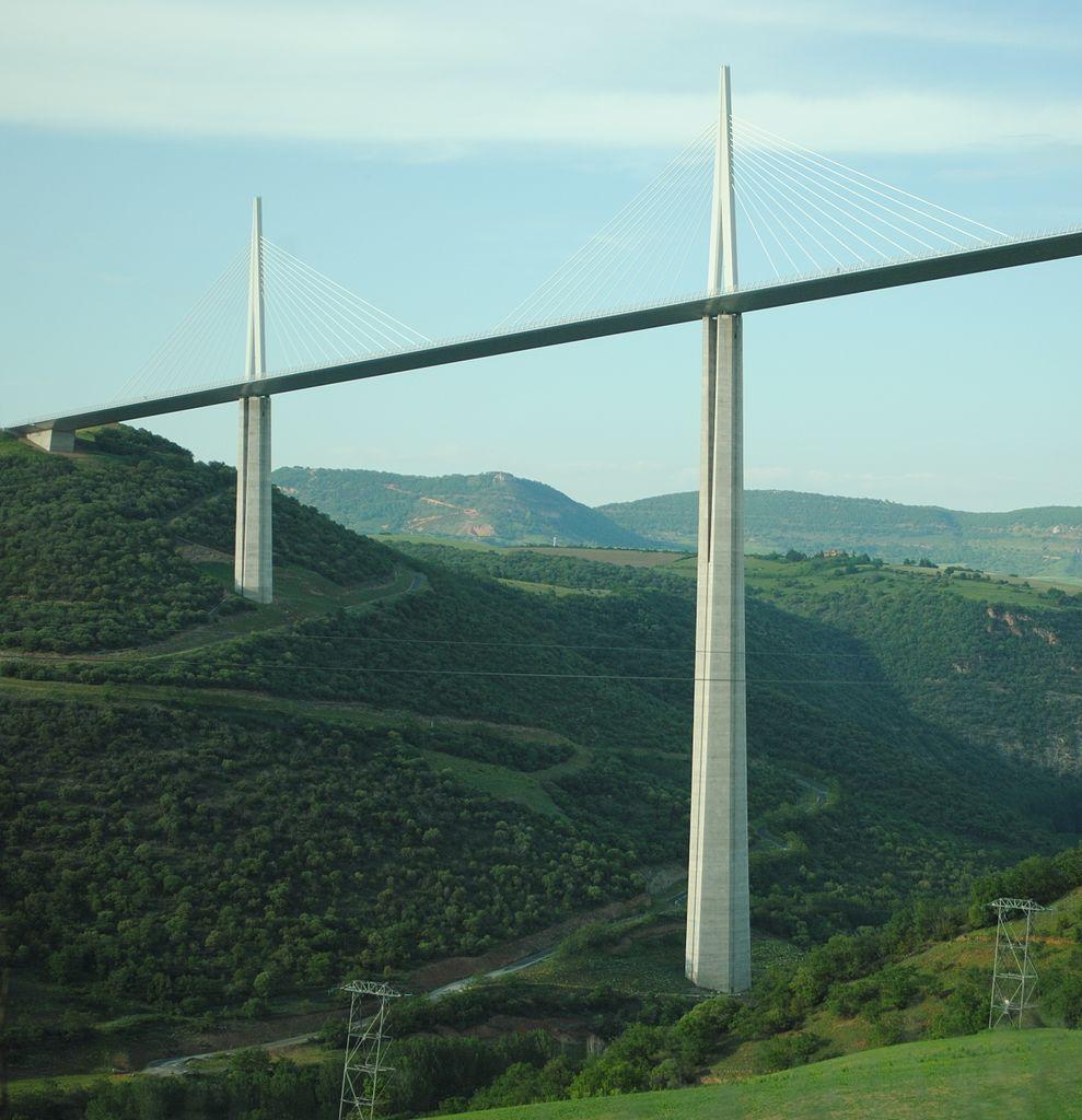 Viaductul Millau1111