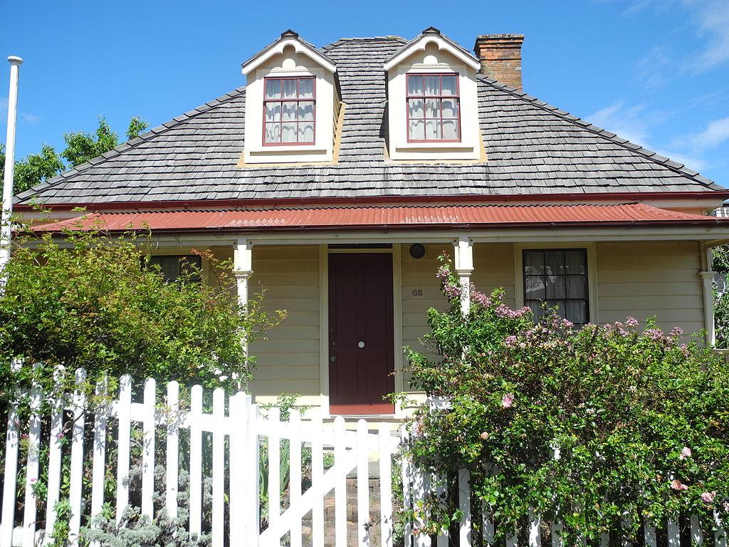 Vila coloniala din Wellington