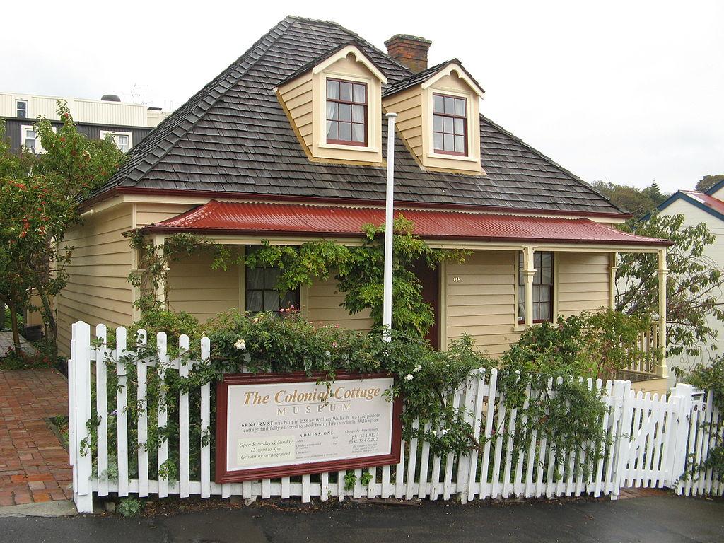 Vila coloniala din Wellington1