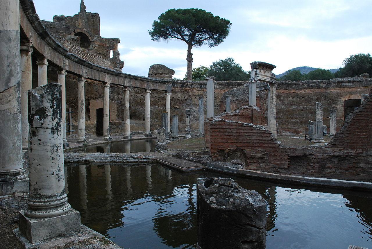 Villa Adriana din Tivoli111