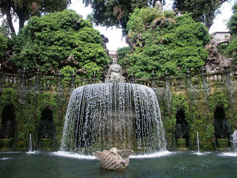 Villa d'Este din Tivoli1