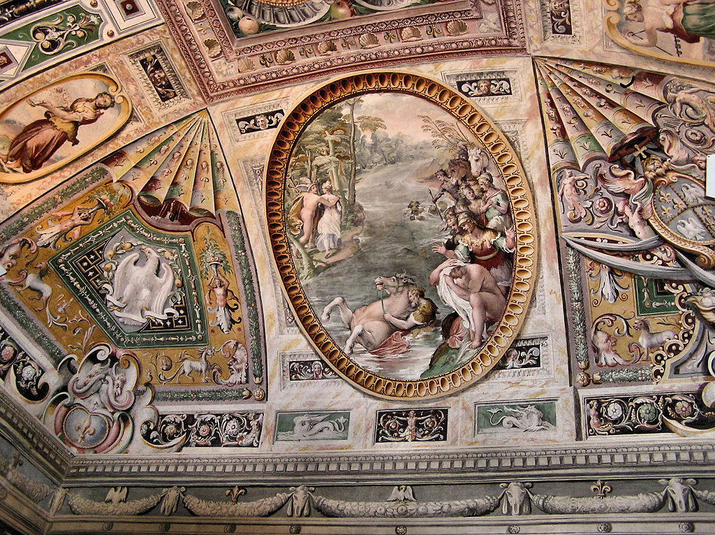 Villa d'Este din Tivoli11111