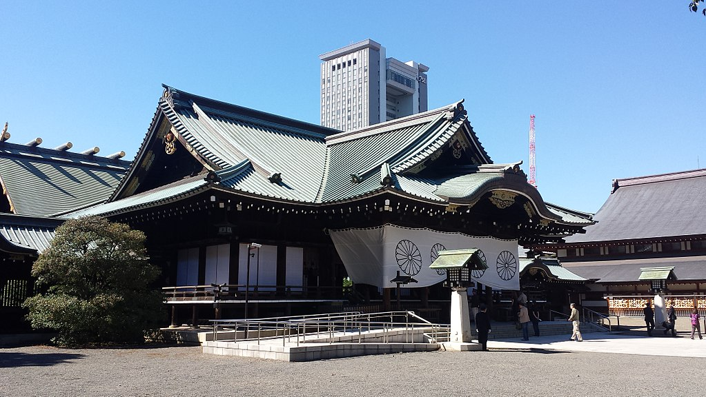Yasukuni-jinja1