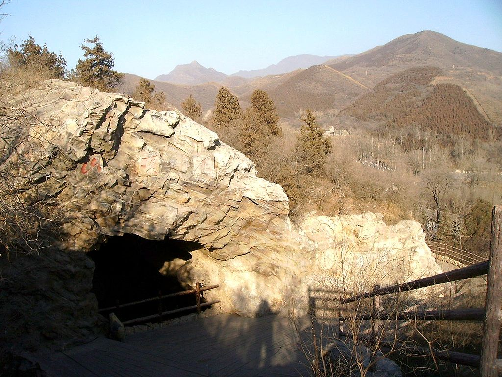 Zhoukoudian
