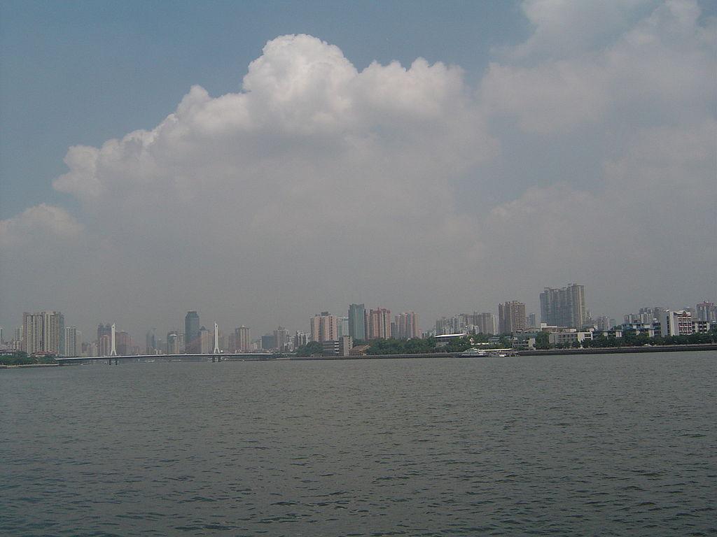 Zhu Jiang