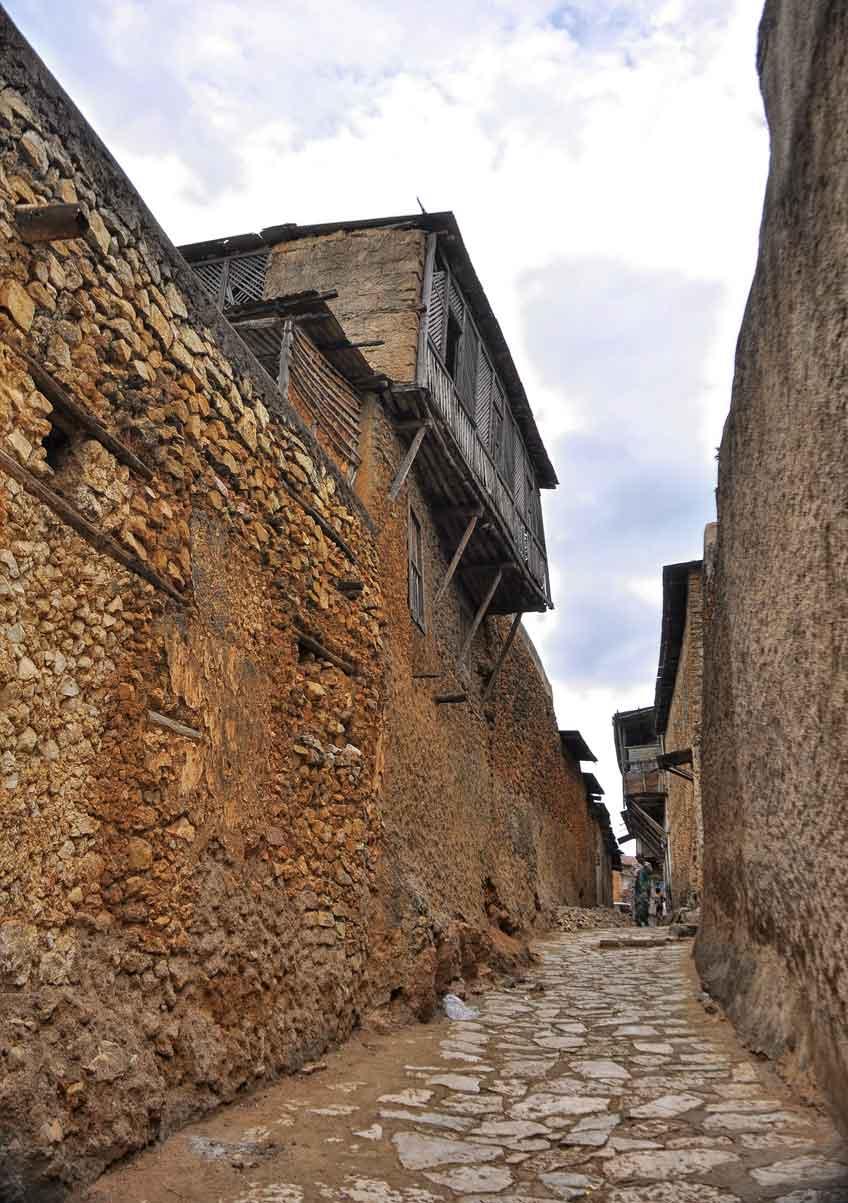 Zidurile orasului Harar1