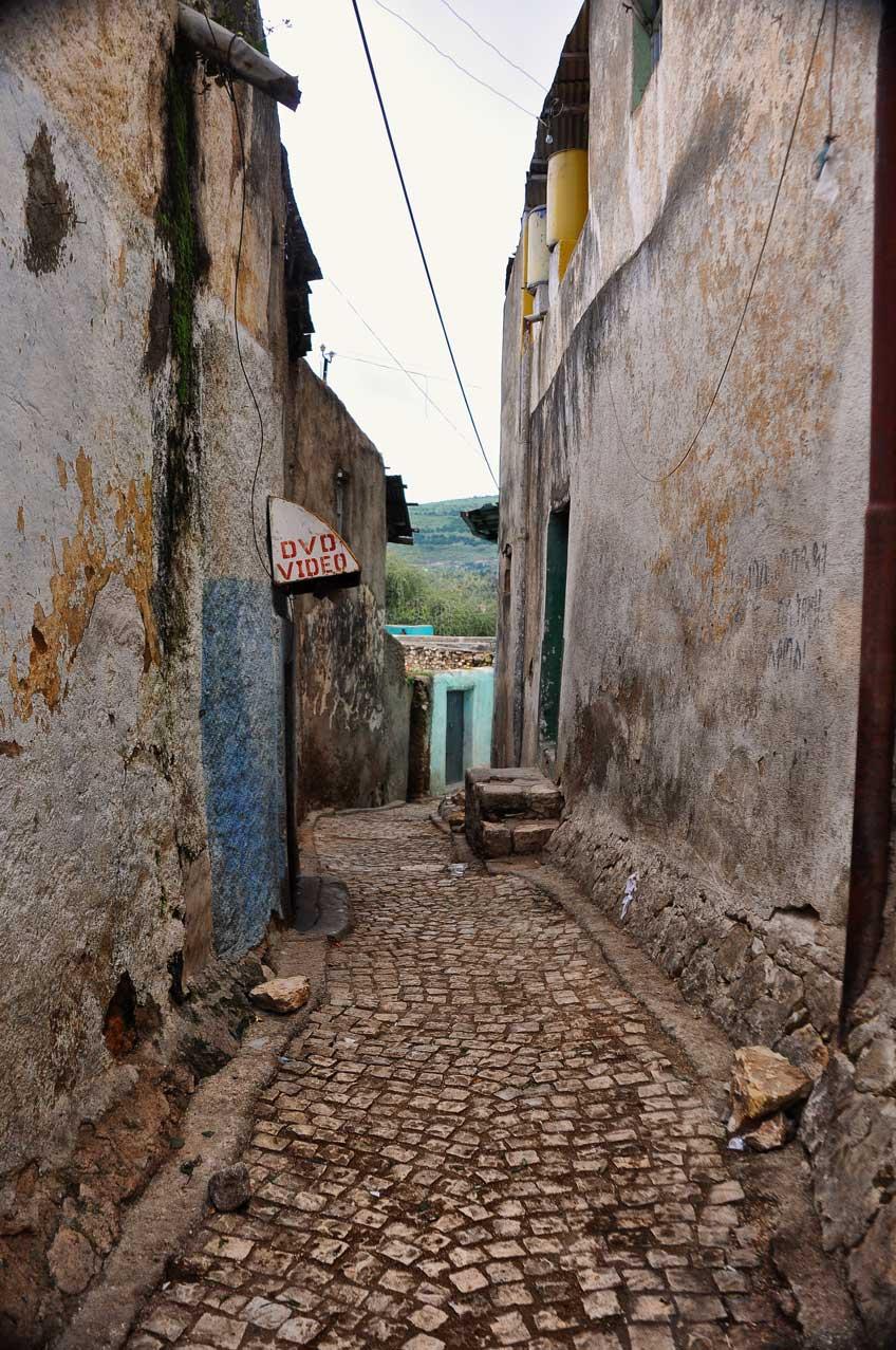 Zidurile orasului Harar11