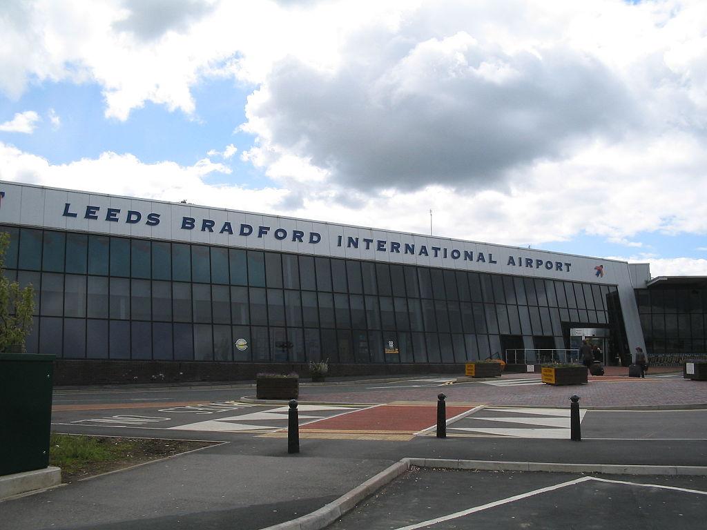 aeroportul din Leeds