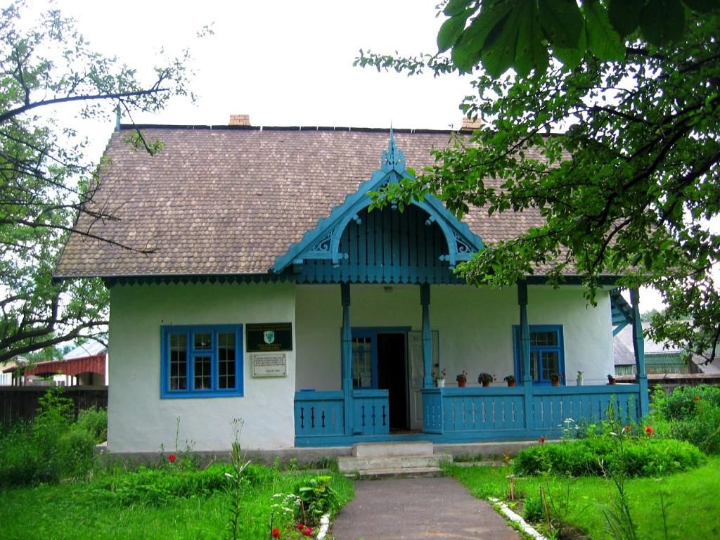 casa memoriala george cosbuc